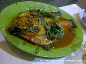 kepala ikan yogya