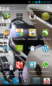 Screenshot tanpa rooting