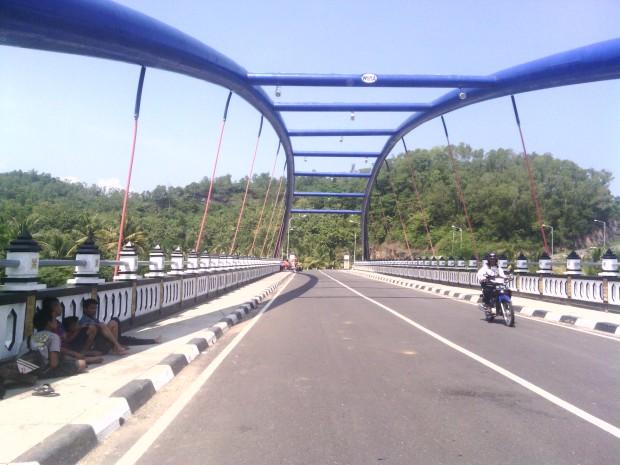 Jembatan Soge - Pacitan