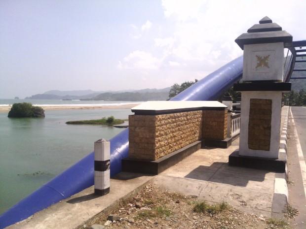 Jembatan Soge - Pacitan 2