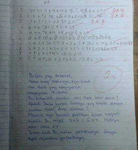 Soal matematika perkalian sd kelas 2